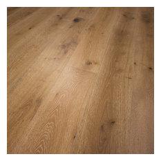 French Oak Prefinished Engineered Wood Floor, Washington, 1 Box