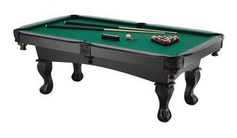 Fat Cat 7' Kansas Billiards Table with Claw Legs