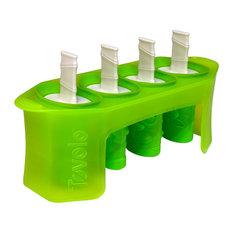 Tovolo Silicone Tiki Ice Pop Mold, Set of 4