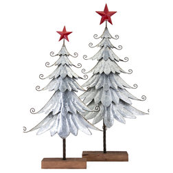 Farmhouse Holiday Accents And Figurines by IMAX Worldwide Home