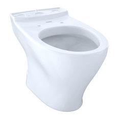 Toto Aquia Toilet Bowl, Cotton White, CT416#01