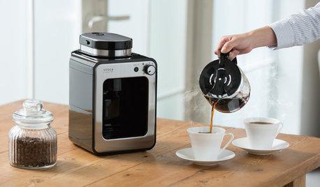 滝田勝紀が選ぶ、キッチンに置きたくなる、味も香りも見た目も美味しい新作コーヒー関連家電