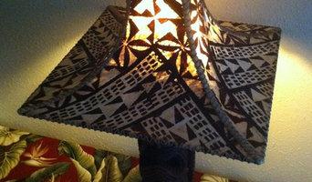 Tapa lampshades