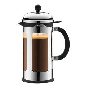 Bodum Chambord French Press Coffee Maker, 8 Cup, 1.0 L, 34 Oz, S/S