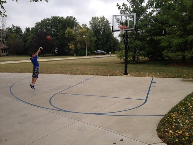 Traditional Landscape by Pro Dunk Hoops