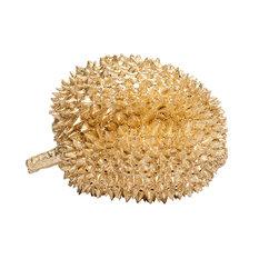 Gilded Gold Durian Sculpture