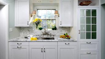 Spacious Traditional Kitchen Design in Washington, D.C