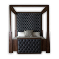 Contemporary Four Poster Bed buy contemporary four poster beds on houzz