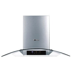 Contemporary Range Hoods And Vents by FOTILE