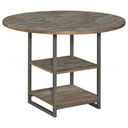 Industrial Dining Tables by Home Styles Furniture