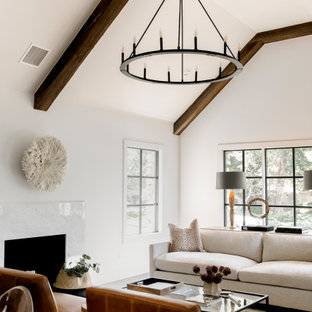 Inspiration for a transitional home design remodel in Other