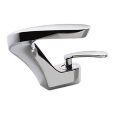 Venice Contemporary Design Bathroom Basin Faucet Chrome