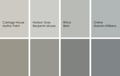 Color Guide How To Work With Charcoal Gray