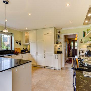 Country Nobilia Kitchen in Rusper, West Sussex