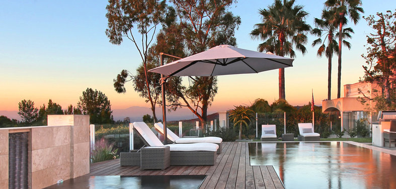 Highest Rated Patio Umbrellas