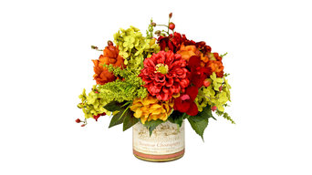 Fall and Thanksgiving Floral Arrangements