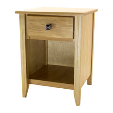 Red Birch Nightstand