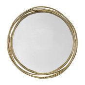 Interlaced Mirror, 44x44 cm