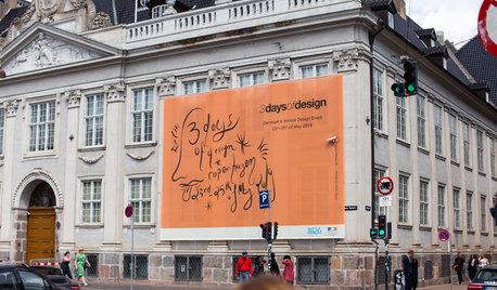Дизайн будущего: 7 эко-трендов датской выставки 3 Days of Design
