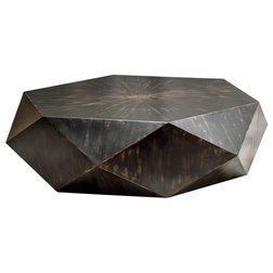 Contemporary Coffee Tables by Innovations Designer Home Decor & Accent Furniture