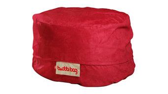 Microsuede BuddaBag Bean Bag, Red