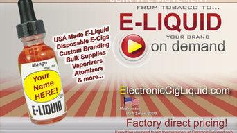 E Liquids Wholesale