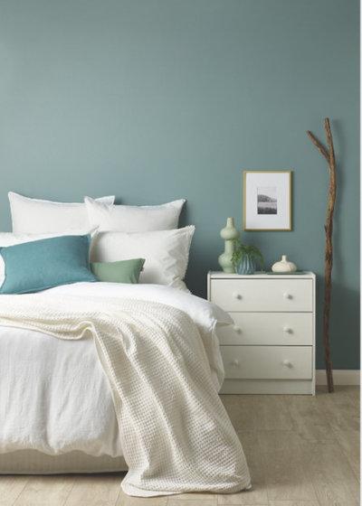 Calming Paint Colour Palettes for Quiet Spots Like Bedrooms