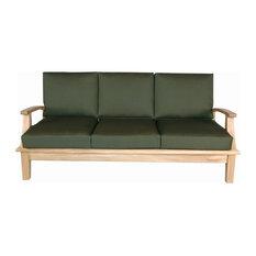 Brianna Deep Seating Sofa With Cushion