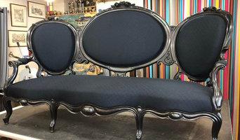 Réfections d'un canapé Napoléon III