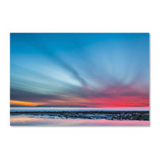 'Last Light' Canvas Art by Chris Moyer