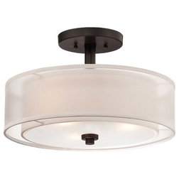 Transitional Flush-mount Ceiling Lighting by AMT Home Decor
