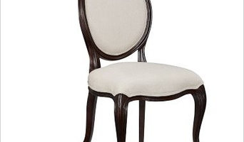 Louis Chair Pottery Barn