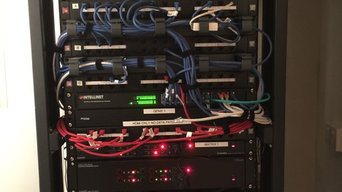 Communications racks