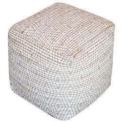 Contemporary Floor Pillows And Poufs by GDFStudio