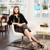 Rule breaker Alda Pereira is Western Living's Interior Designer of the Year  for 2010.