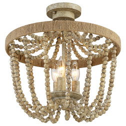 Beach Style Flush-mount Ceiling Lighting by Savoy House