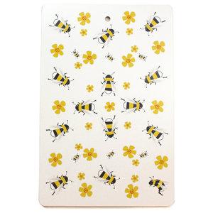 Cutting Board, Bees