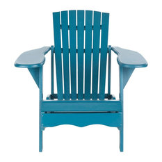 Safavieh Colin Outdoor Chair, Teal