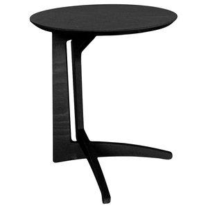 Foldme Folding Table, Black, Small