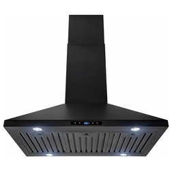 Contemporary Range Hoods And Vents by AKDY Home Improvement
