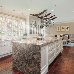 Home design - transitional home design idea in Minneapolis