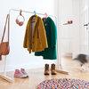 使いやすくおしゃれな洋服収納のアイデア