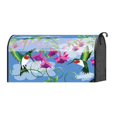 Mailbox Cover Hummingbirds
