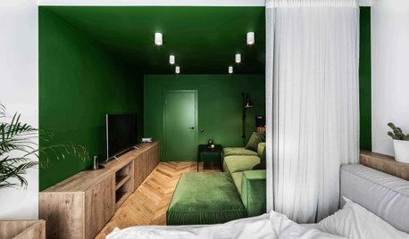 Houzz Украина: Небольшая квартира для сдачи в аренду