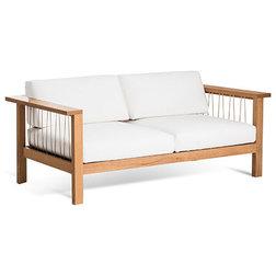 Superb Contemporary Outdoor Sofas by OASIQ