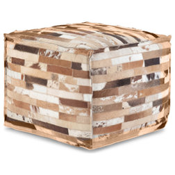 Contemporary Floor Pillows And Poufs by Simpli Home Ltd.