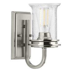 Progress Winslett 1-Light 60W Bath Vanity P300272-009 - Brushed Nickel