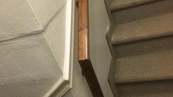 Redlion Contonious Handrail Project