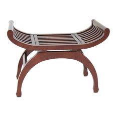 Java Hard Wood Bench