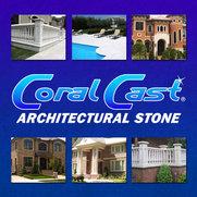 Foto de Coral Cast Architectural Stone